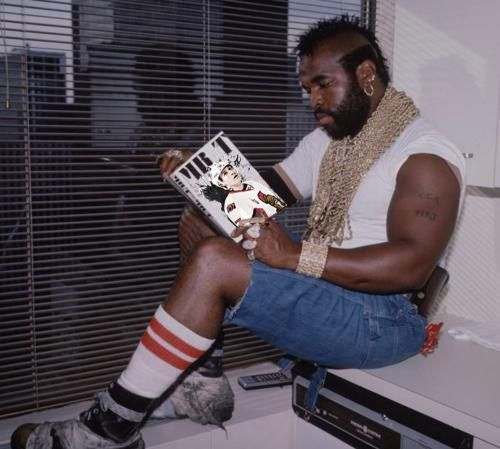 JDP MR.T Edition