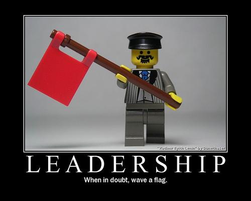 Leadership Communication Handshakedness