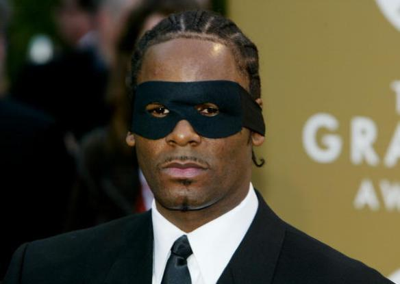 Remember folks, it's R Kelly Night at the Tires.com Arena. That means everyone in the 300's gets an R Kelly Mask™, everyone in the 200s gets a camcorder and everyone in the 100s gets a rain poncho. Should be a fun night!